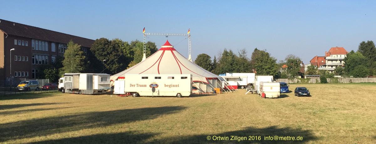 Zirkus Wiese